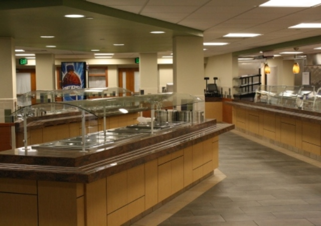 Iu Health Ball Memorial Hospital Cafeteria Wurster