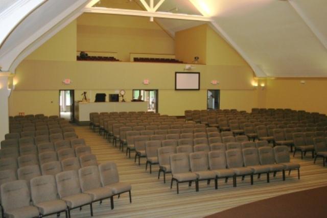 Trinity Wesleyan Church Exterior Amp Sanctuary Renovation